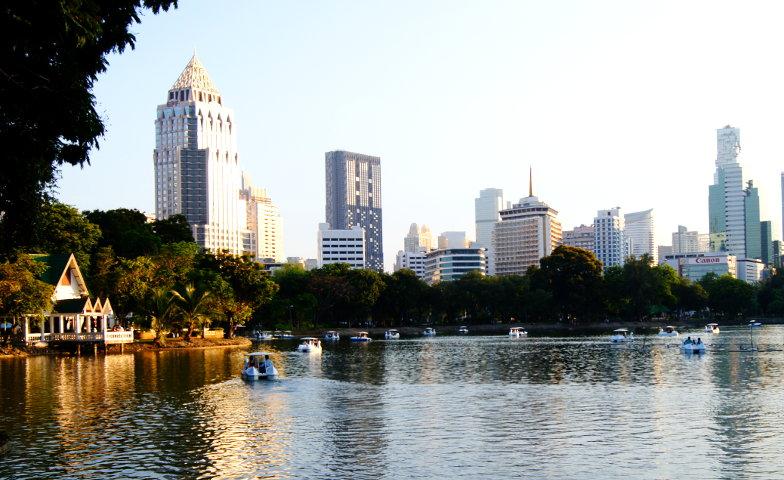 Plane deinen Bangkok Aufenthalt