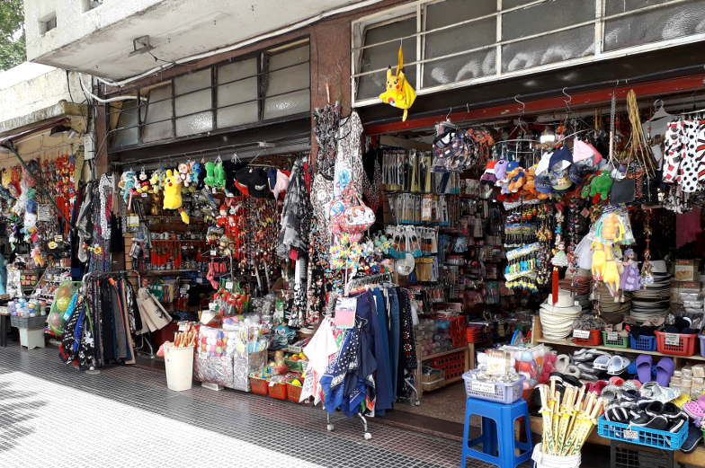 Insidertipp Jede Menge Krimskrams aus China in Buenos Aires Chinatown
