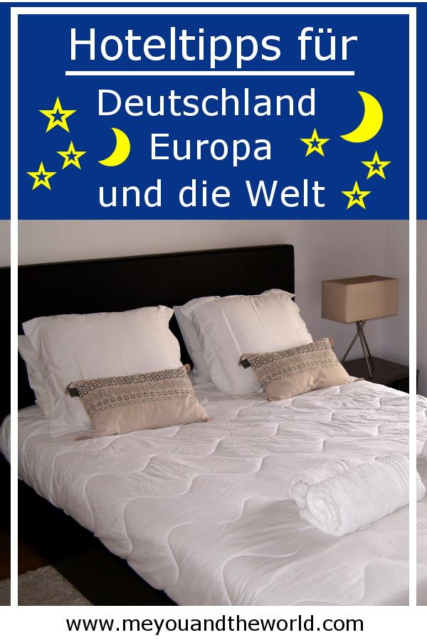 Die besten Hotels und Ferienwohnungen für Deutschland und Europa