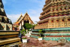 In Bangkok trifft man auf eine ganz andere Kultur Weltreise Erlebnis
