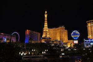 Las Vegas ist immer ein tolles Erlebnis
