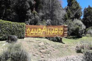 Ankunft am Berg Campanario in Bariloche