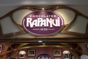 Ob Schokolade, Eis oder Waffeln bei Rapanui in Bariloche findet man immer etwas