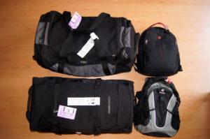 Beim Kauf einer Reisetasche musst du vor allem auf die Qualitaet achten, damit sie auch eine Weltreise uebersteht