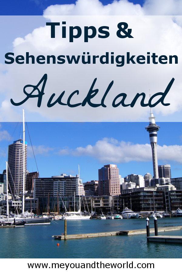 Die besten Sehenswuerdigkeiten und Tipps ueber Auckland