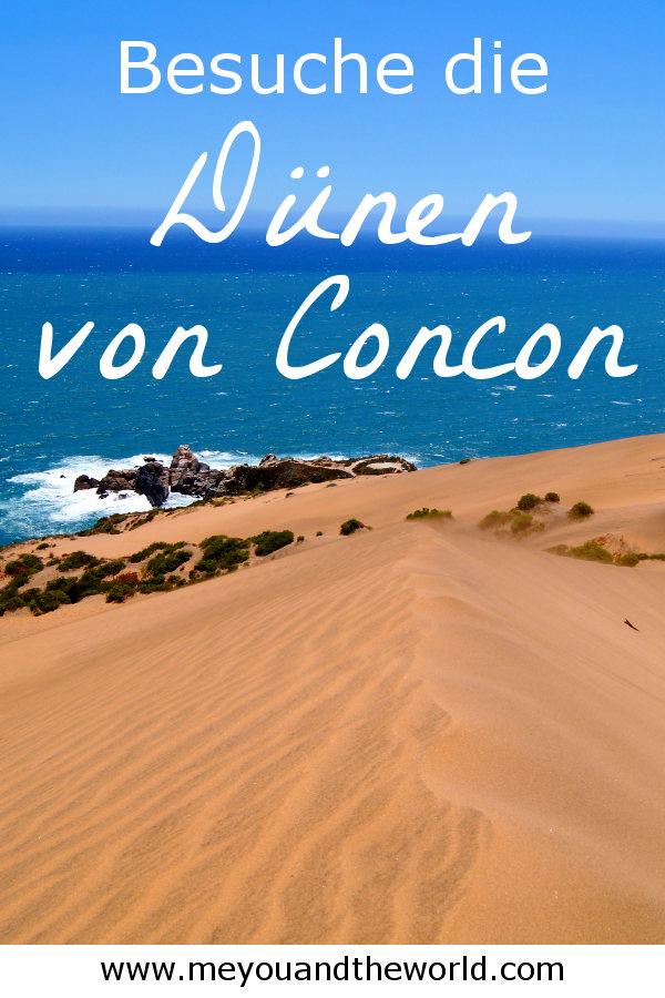 Die Duenen von Concon bei Vina del Mar sind ein toller Ausflug