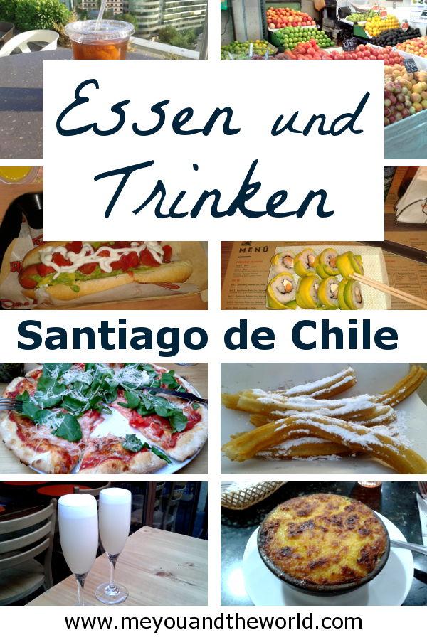 Tipps zu Essen und Trinken in Santiago de Chile