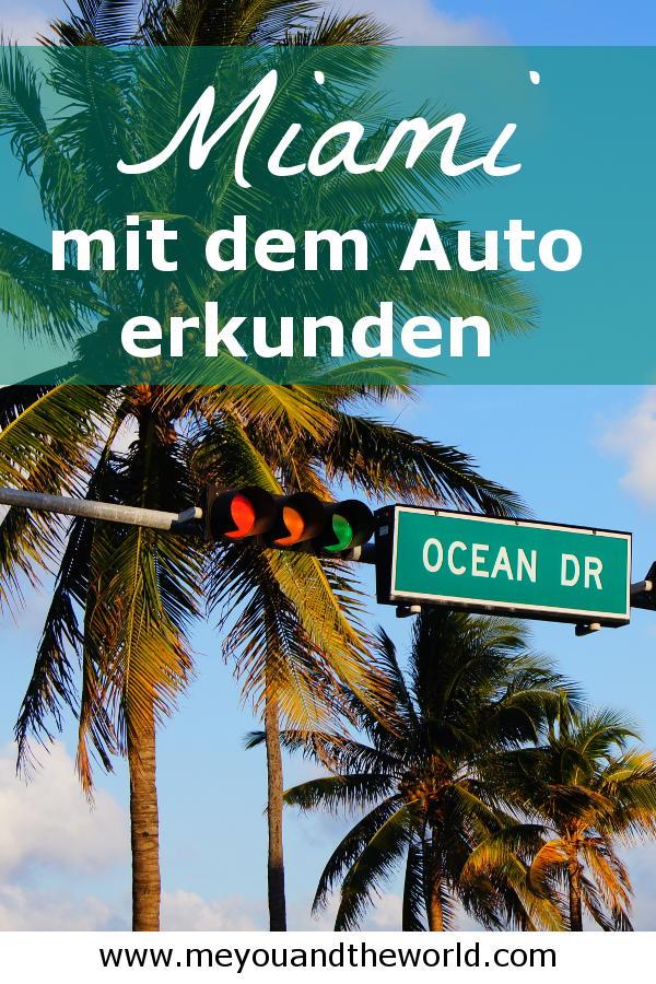 Tipps fuer einen Roadtrip nach Miami