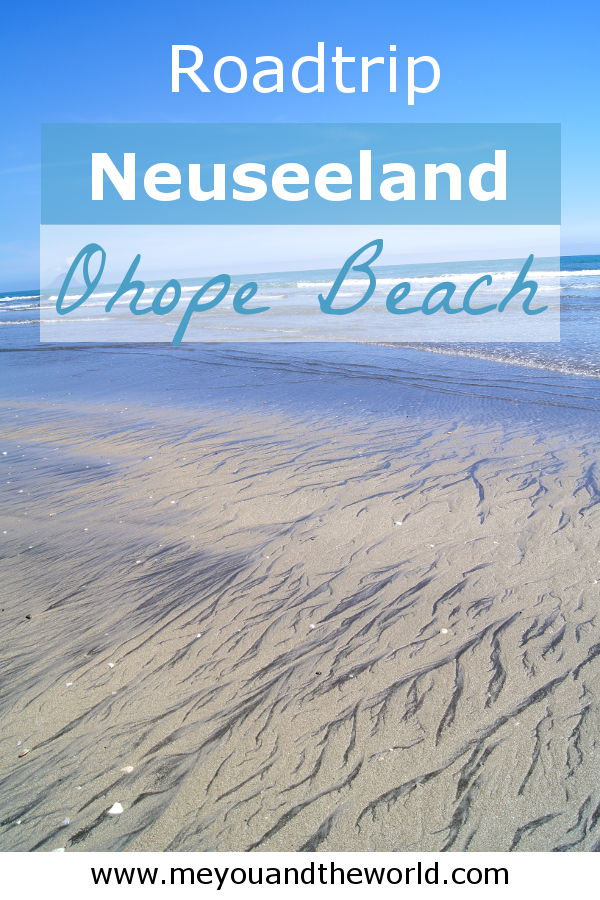 Besuche bei deinem Roadtrip durch Neuseeland Ohope Beach