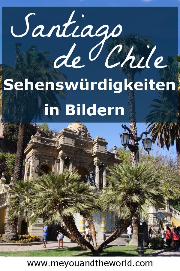 Santiago de Chile Sehenswuerdigkeiten in Bildern