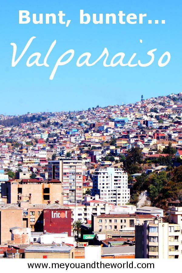 Tipps zu Valparaiso in Chile