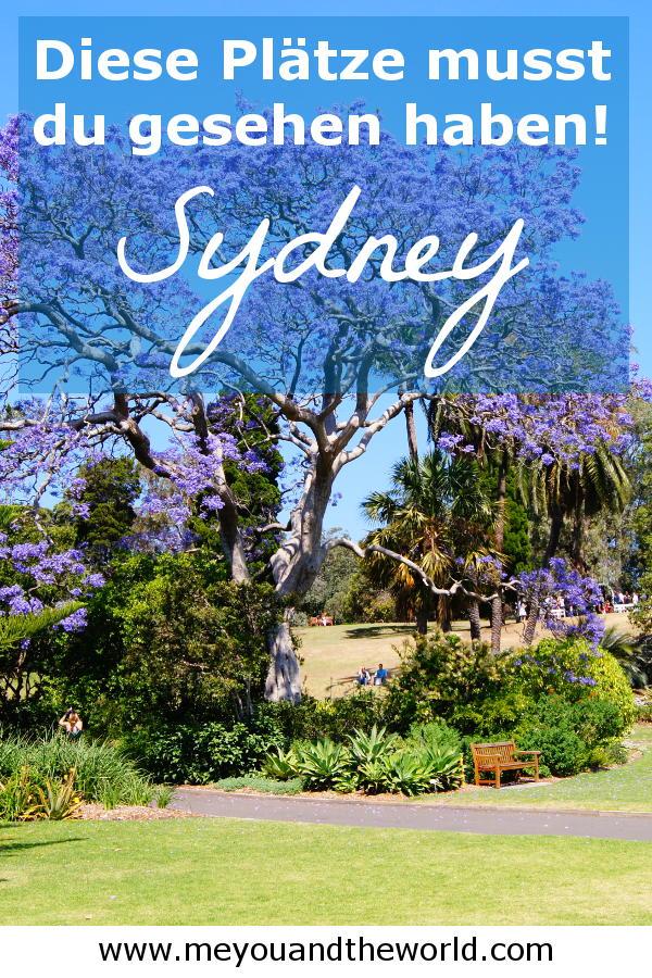 Tipps zu Sehenswuerdigkeiten in Sydney