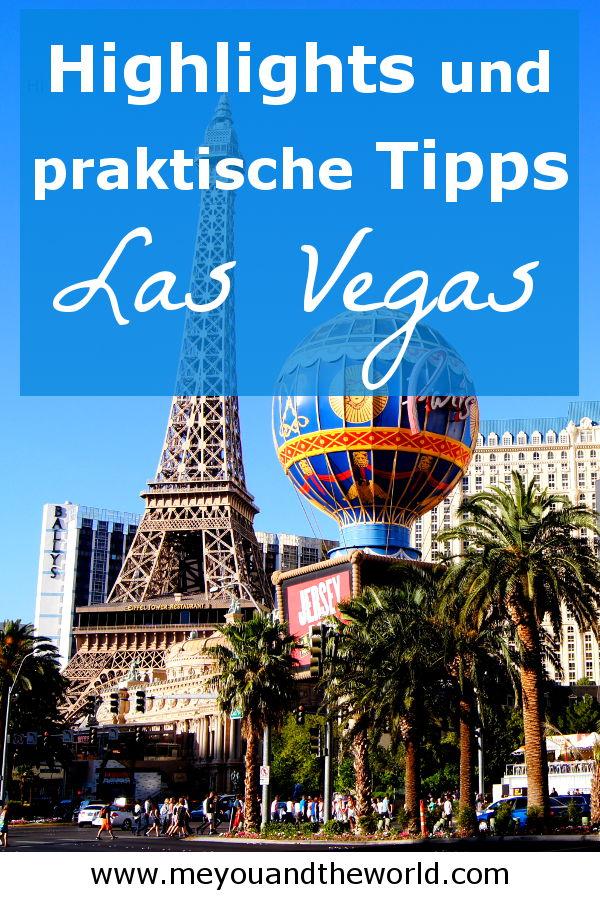 Las Vegas Reisetipps und Highlights