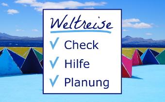 Weltreise Coaching - Hilfe für deine Weltreise Planung