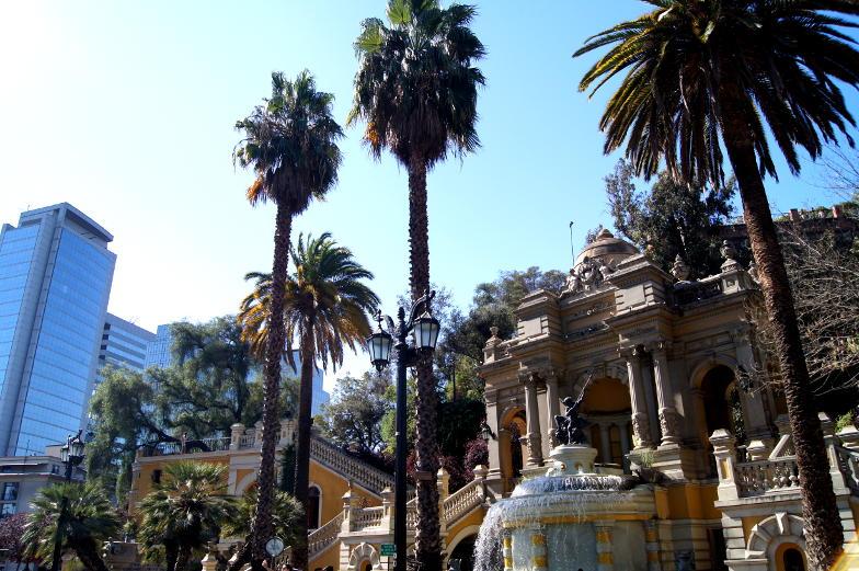 Tipp Cerro Santa Lucia in Santiago de Chile