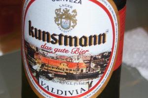 Bier mit echtem deutschen Reinheitsgebot findest du auch in Santiago