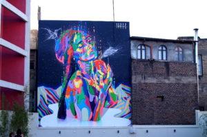 Insider Tipps Galeria Lastarria in Santiago de Chile