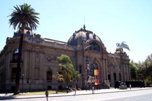 Tipp Museum in Bellas Artes Santiago de Chile