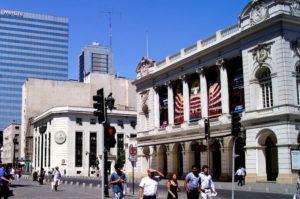 Tipps Santiago de Chile Nationaltheater