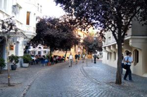 Tipps für das Barrio Paris Londres in Santiago de Chile