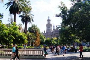 Tipps Plaza de Armas in Santiago de Chile