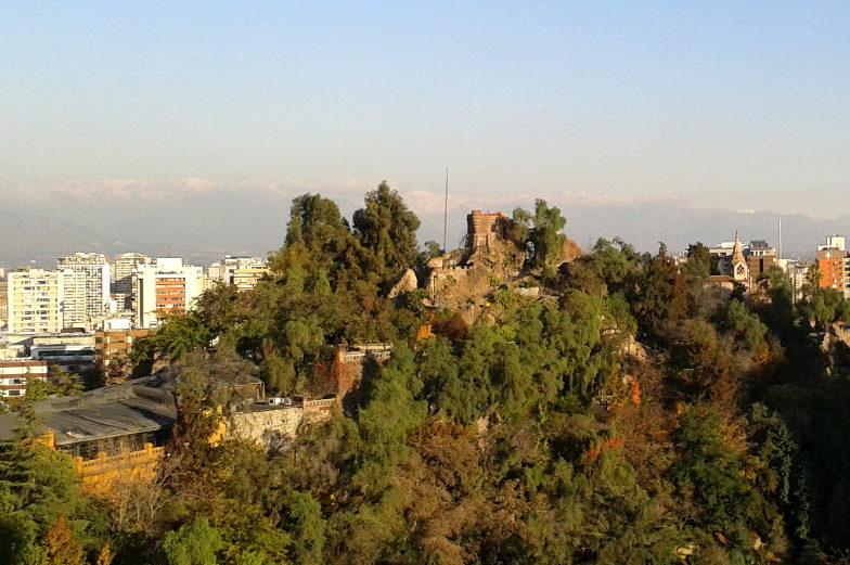 Tipps für deinen Ausflug auf den Cerro Santa Lucia in Santiago de Chile