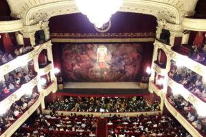 Ausflugs-Tipp in das Nationaltheater von Santiago de Chile