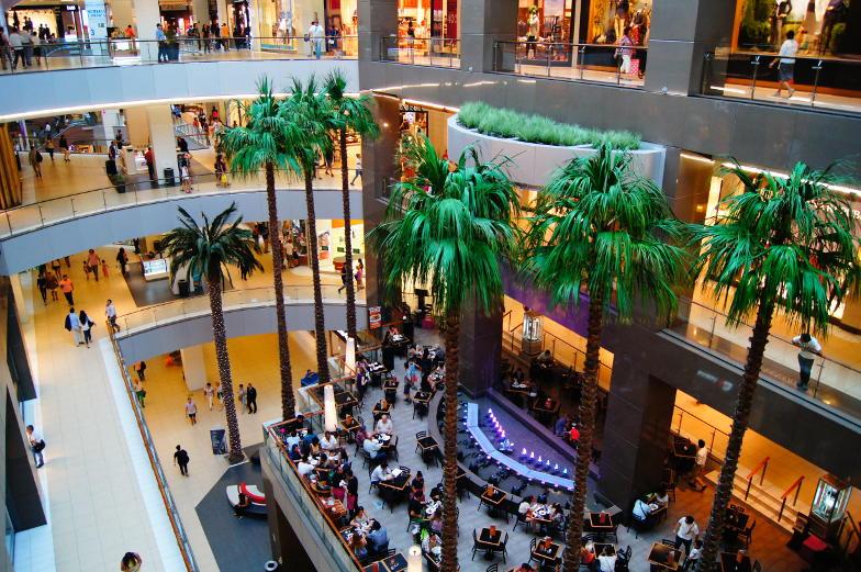 Tipps zur größten Mall Costanera in Südamerika in Santiago de Chile