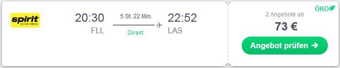 Flugsuche von Fort Lauderdale guenstig nach Las Vegas USA Rundreise