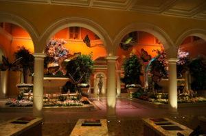 Botanischer Garten im Bellagio Hotel Las Vegas Reisetipps