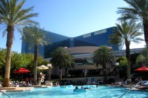 MGM Außenpool Las Vegas Reisetipps