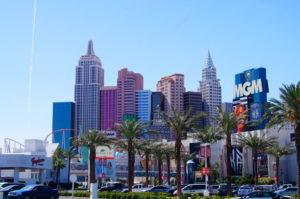 New New York Hotel mit Achterbahn Las Vegas Reisetipps