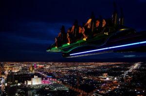 Den beste Ausblick hast du vom Stratosphere Tower Las Vegas Reisetipps
