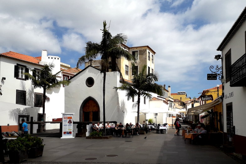 Capela Do Corpo Santo im Stadtteil Zona Velha Funchal Tipps