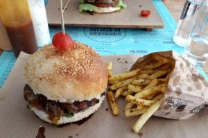 Leckere Burger Funchal Essenstipps Madeira