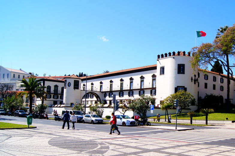 Fortaleza Besichtigungem Funchal Tipps Madeira