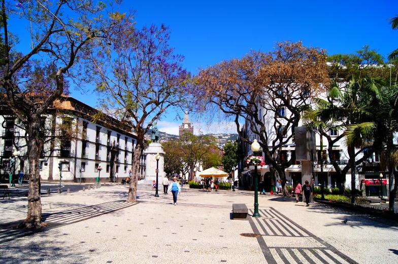 Funchal Tipps Innenstadt und Stadtplatz Madeira Guide