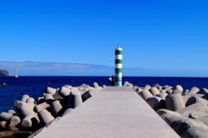 Leuchtturm in Funchal