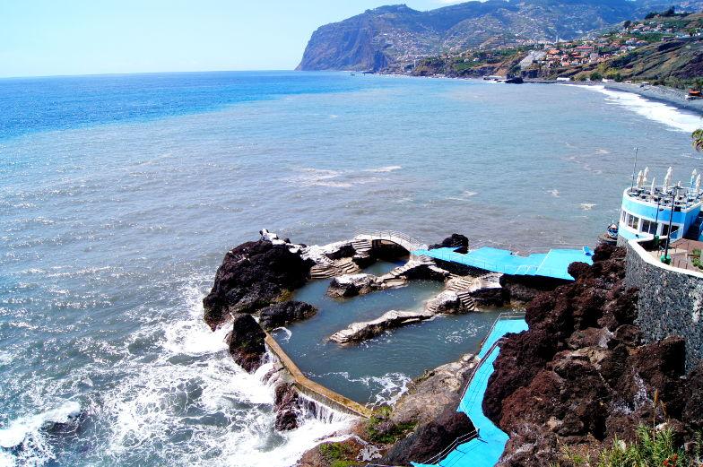Piscinas Naturais Doca do Cavacas Funchal Tipps