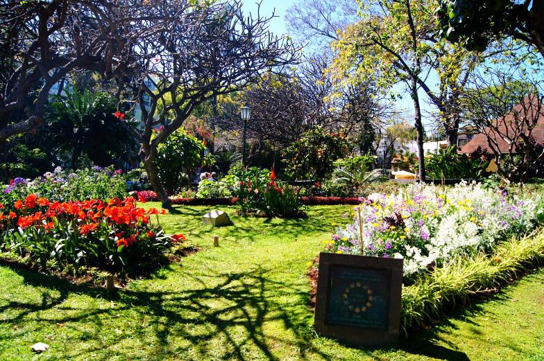 Tipp Stadtpark in der Innenstadt von Funchal