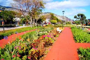 Promenade Praça do Povo Funchal Tipps Madeira Guide