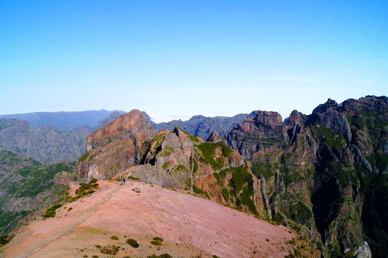 Funchal Tipps Ausflug Pico Arieiro Madeira Guide
