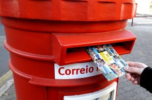 Postkarte versenden Funchal Tipps Madeira
