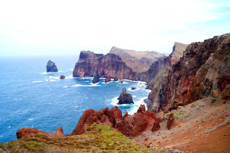 Sao Lourenco Naturschutzgebiet oestlicher Teil von Madeira