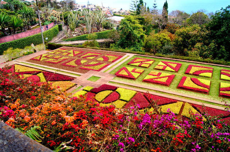 Traumhafter botanischer Garten Funchal Ausflug Tipps