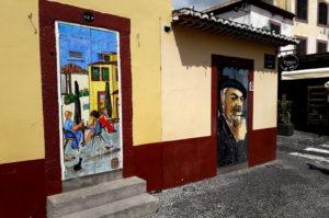 Malerische Altstadt Maria Street Funchal Tipps