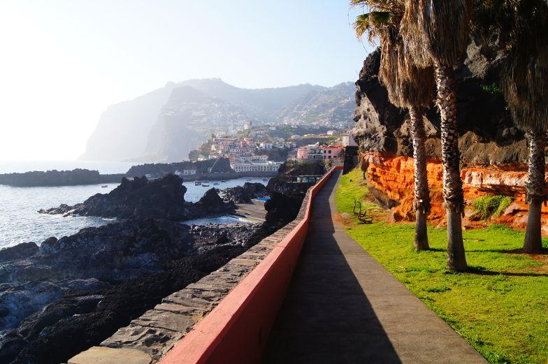 Wanderung von Sao Martinho nach Camara do Lobos Funchal Tipps Madeira