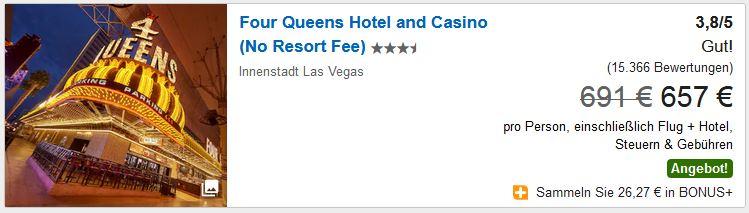 Hotelangebot Las Vegas