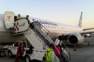 Flugtipp und Erfahrung mit Copa Airlines von Panama nach Chile
