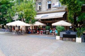 Bar Tipp an der Basilika in Budapest